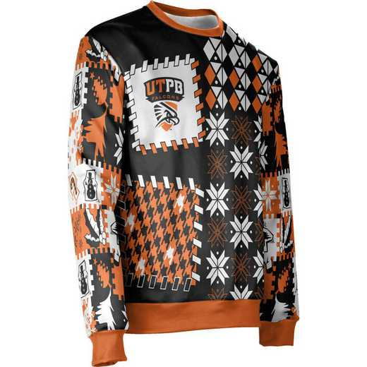 The University of Texas of the Permian Basin Ugly Holiday Unisex Sweater - Tradition