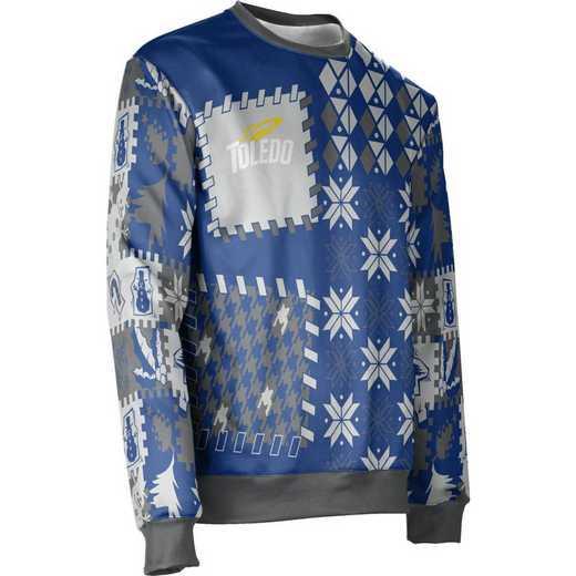 ProSphere The University of Toledo Ugly Holiday Unisex Sweater - Tradition
