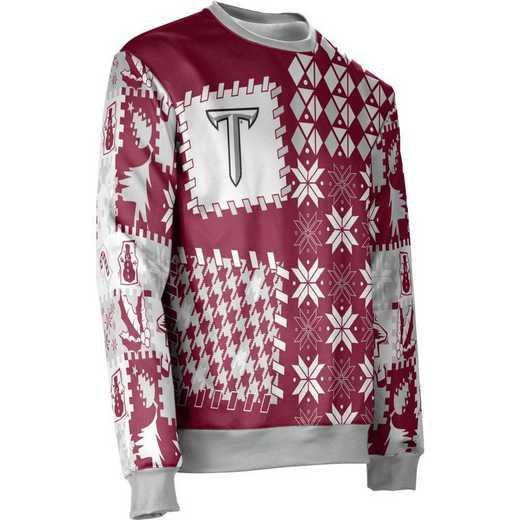 ProSphere Troy University Ugly Holiday Unisex Sweater - Tradition