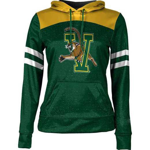ProSphere University of Vermont Girls' Pullover Hoodie