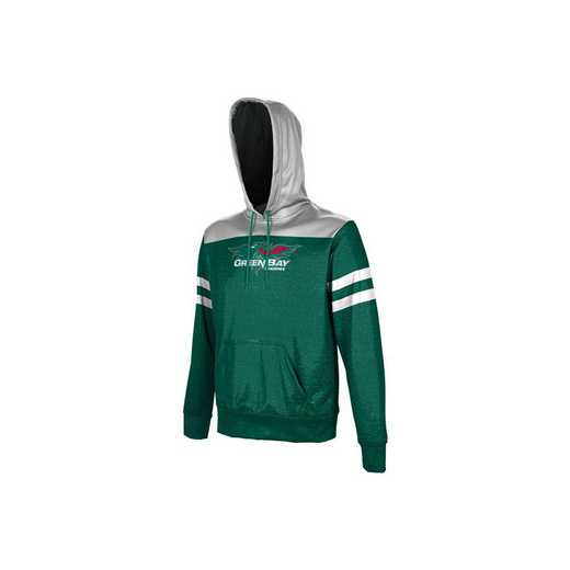 ProSphere University of Wisconsin Green Bay Men's Pullover Hoodie