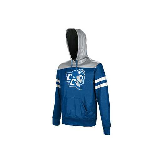 ProSphere Central Connecticut State University Men's Pullover Hoodie