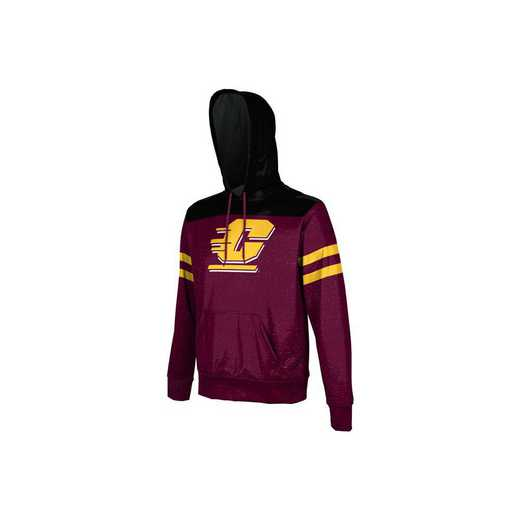 ProSphere Central Michigan University Men's Pullover Hoodie