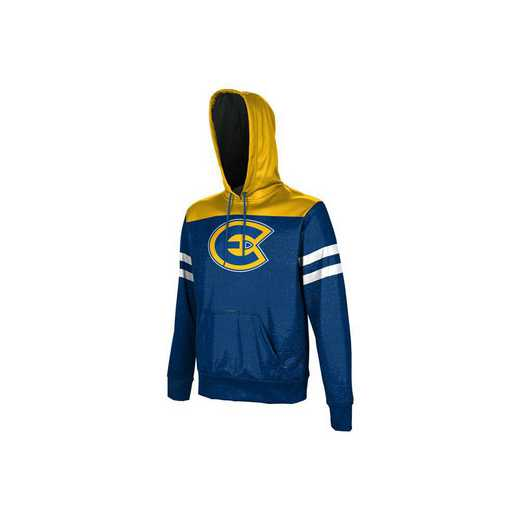 ProSphere University of Wisconsin-Eau Claire Men's Pullover Hoodie