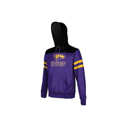 ProSphere University of Wisconsin-Stevens Point Men's Pullover Hoodie