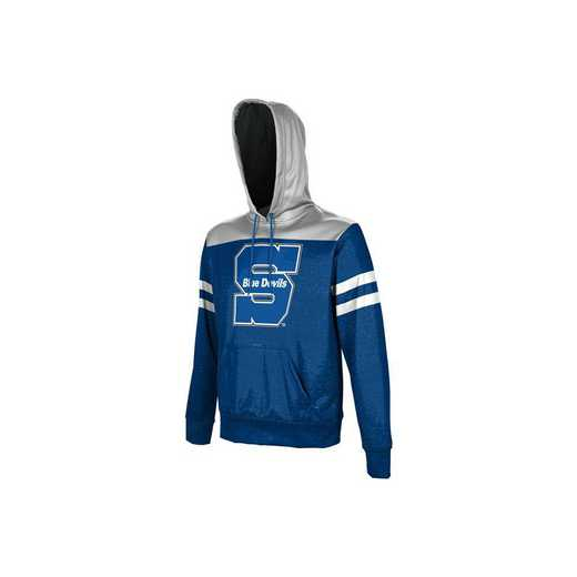 ProSphere University of Wisconsin-Stout Men's Pullover Hoodie