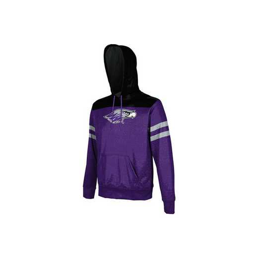 ProSphere University of Wisconsin-Whitewater Men's Pullover Hoodie