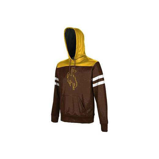 ProSphere University of Wyoming Men's Pullover Hoodie