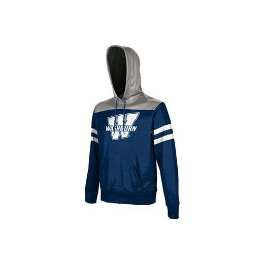 ProSphere Washburn University Men's Pullover Hoodie