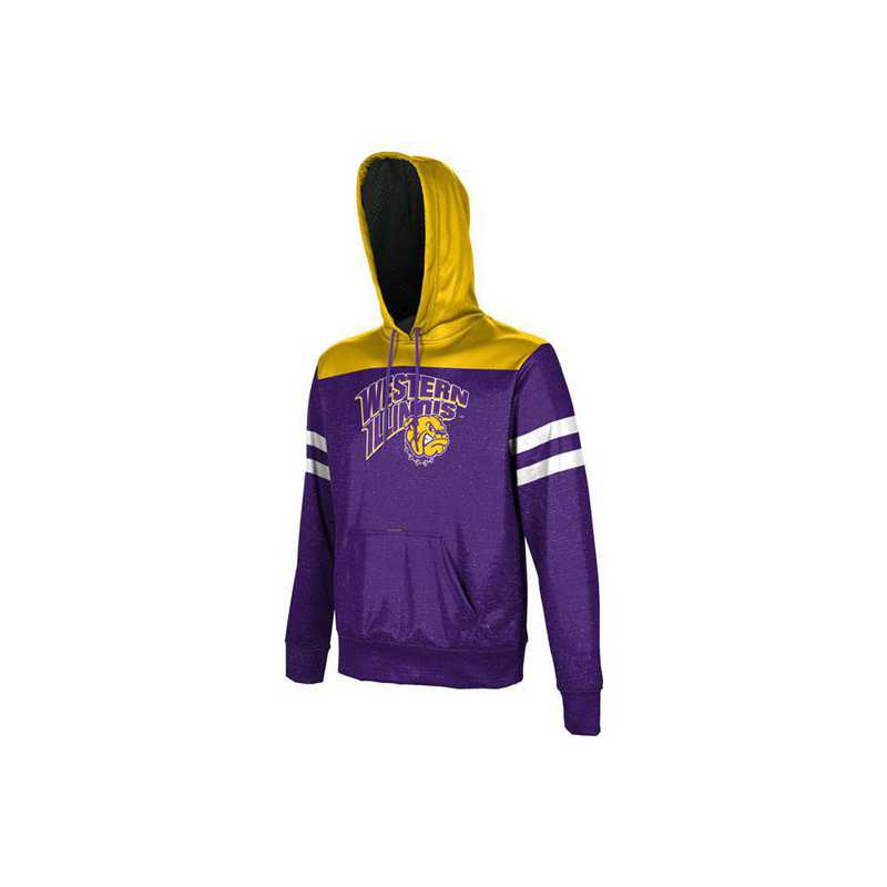 ProSphere Western Illinois University Men's Pullover Hoodie
