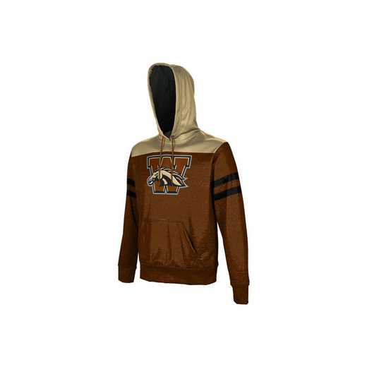 ProSphere Western Michigan University Men's Pullover Hoodie
