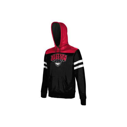 ProSphere Western Oregon University Men's Pullover Hoodie