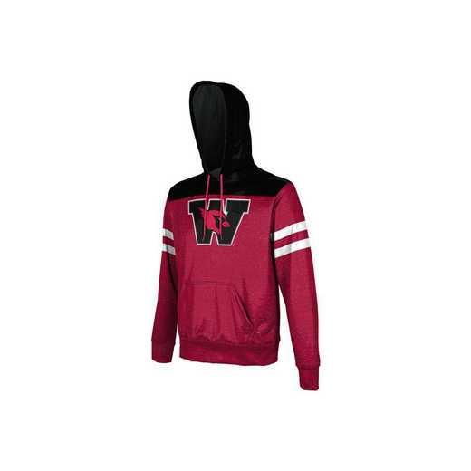 ProSphere Wesleyan University Men's Pullover Hoodie