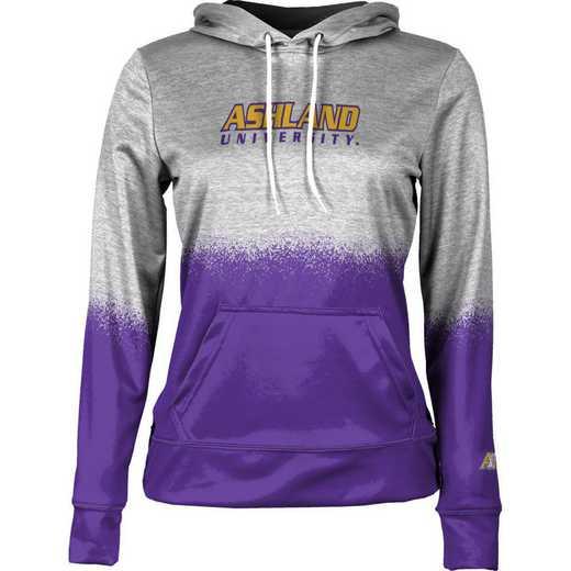 Ashland University Women's Pullover Hoodie, School Spirit Sweatshirt (Spray)