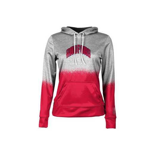 Radford University Girls' Pullover Hoodie, School Spirit Sweatshirt