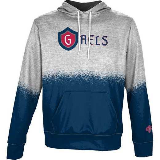 Saint Mary's College of California University Men's Pullover Hoodie School Spirit Sweatshirt (Spray)