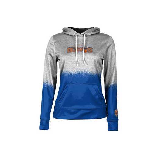 Sam Houston State University Girls' Pullover Hoodie, School Spirit Sweatshirt