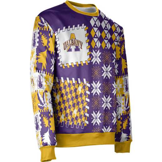 ProSphere University at Albany Ugly Holiday Unisex Sweater - Tradition