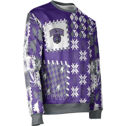 ProSphere University of Central Arkansas Ugly Holiday Unisex Sweater - Tradition