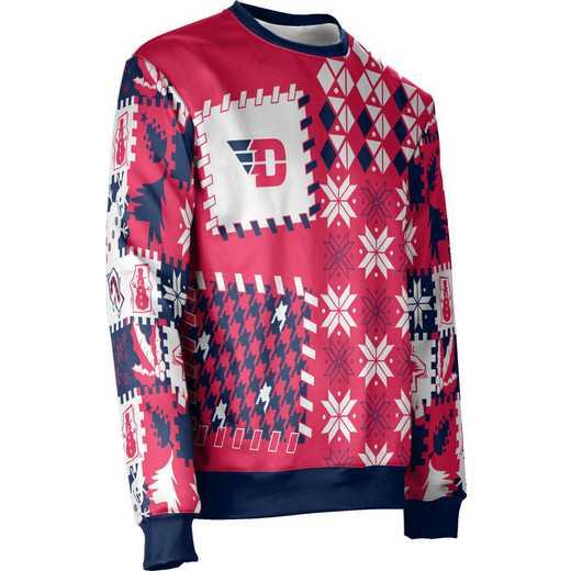 ProSphere University of Dayton Ugly Holiday Unisex Sweater - Tradition