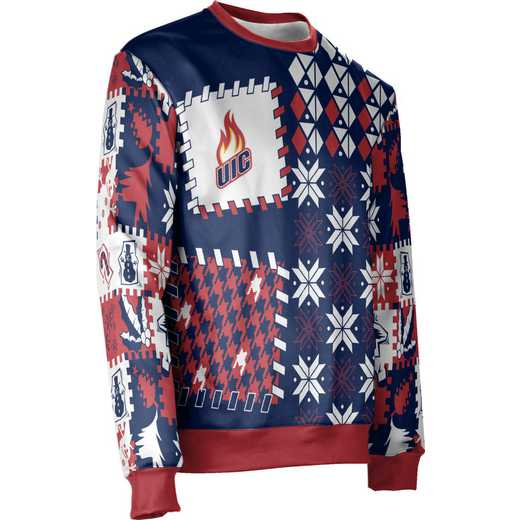 University of Illinois at Chicago Ugly Holiday Unisex Sweater - Tradition