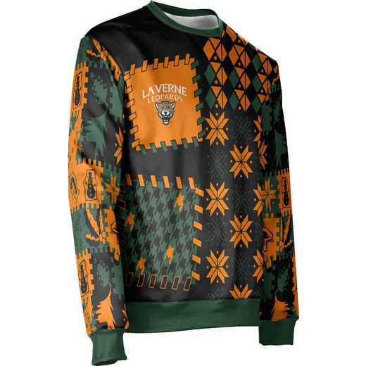 ProSphere University of La Verne Ugly Holiday Unisex Sweater - Tradition