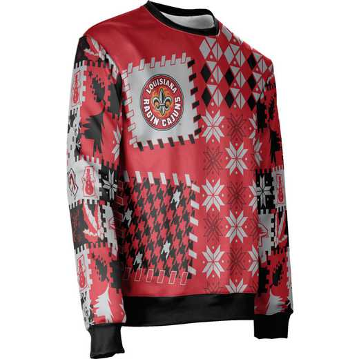 University of Louisiana at Lafayette Ugly Holiday Unisex Sweater - Tradition