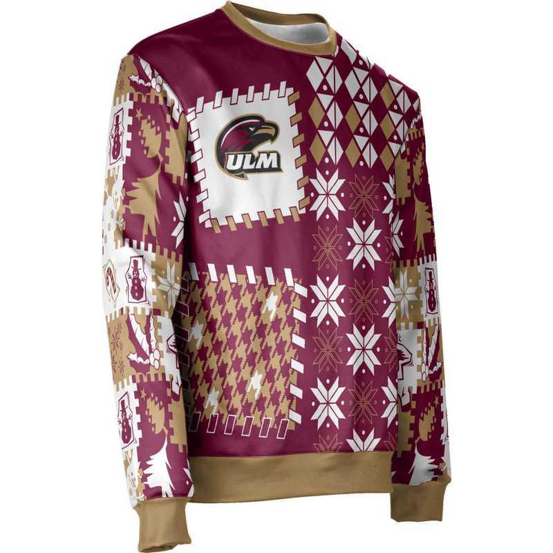 University of Louisiana at Monroe Ugly Holiday Unisex Sweater - Tradition