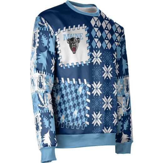 ProSphere University of Maine Ugly Holiday Unisex Sweater - Tradition