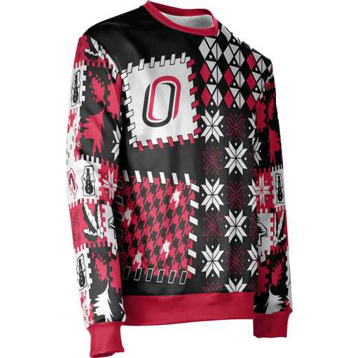 University of Nebraska at Omaha Ugly Holiday Unisex Sweater - Tradition