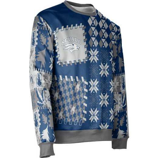 ProSphere University of Nevada Ugly Holiday Unisex Sweater - Tradition