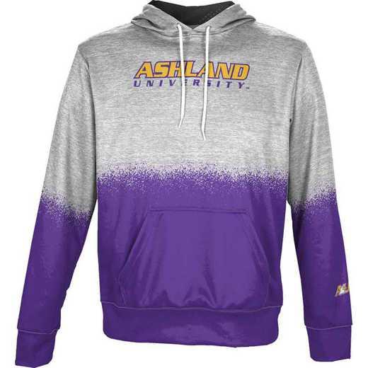 Ashland University Men's Pullover Hoodie, School Spirit Sweatshirt (Spray)