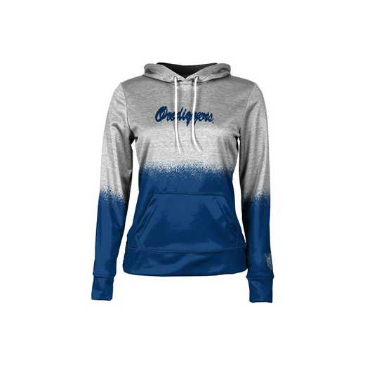 Colorado School of Mines University Girls' Pullover Hoodie, School Spirit Sweatshirt
