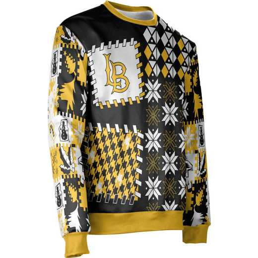 California State University Long Beach Ugly Holiday Unisex Sweater - Tradition