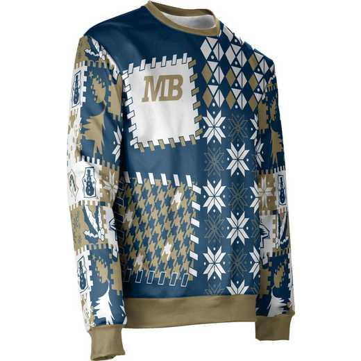 ProSphere California State University Monterey Bay Ugly Holiday Unisex Sweater - Tradition