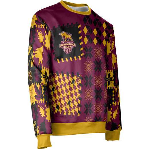 ProSphere California State University- Dominguez Hills Ugly Holiday Unisex Sweater - Tradition
