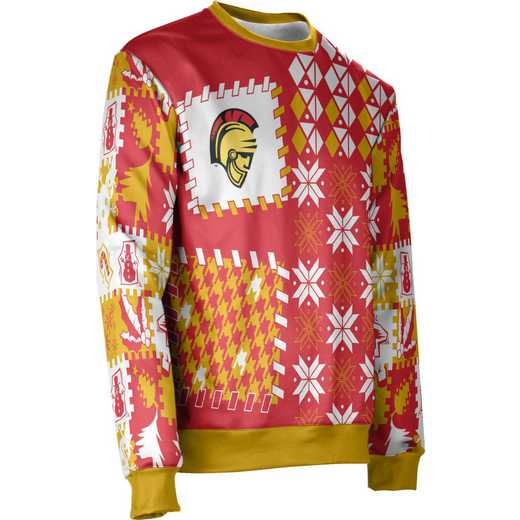 ProSphere California State University, Stanislaus Ugly Holiday Unisex Sweater - Tradition