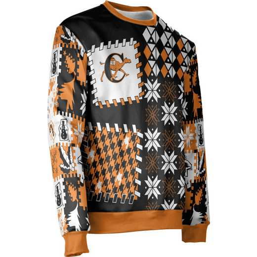 ProSphere Campbell University Ugly Holiday Unisex Sweater - Tradition
