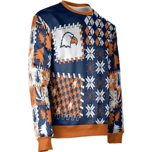 ProSphere Carson-Newman University Ugly Holiday Unisex Sweater - Tradition