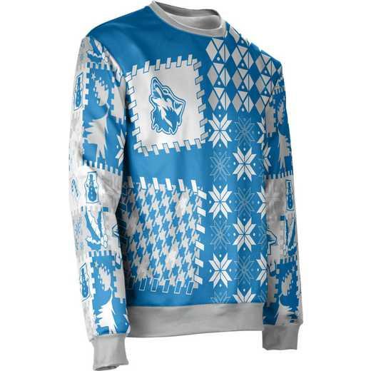 ProSphere Cheyney University of Pennsylvania Ugly Holiday Unisex Sweater - Tradition