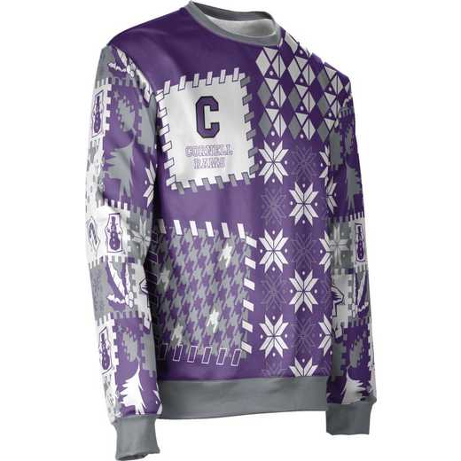 ProSphere Cornell College Ugly Holiday Unisex Sweater - Tradition