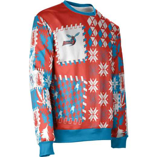 ProSphere Delaware State University Ugly Holiday Unisex Sweater - Tradition