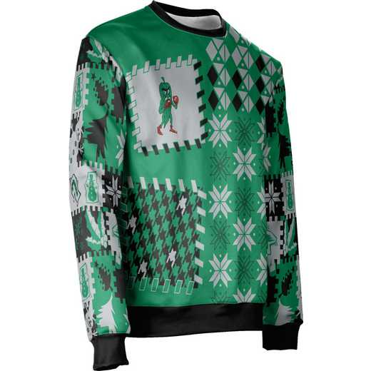 ProSphere Delta State University Ugly Holiday Unisex Sweater - Tradition