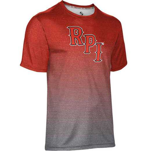 Rensselaer Polytechnic Institute University Boys' Performance T-Shirt (Ombre)