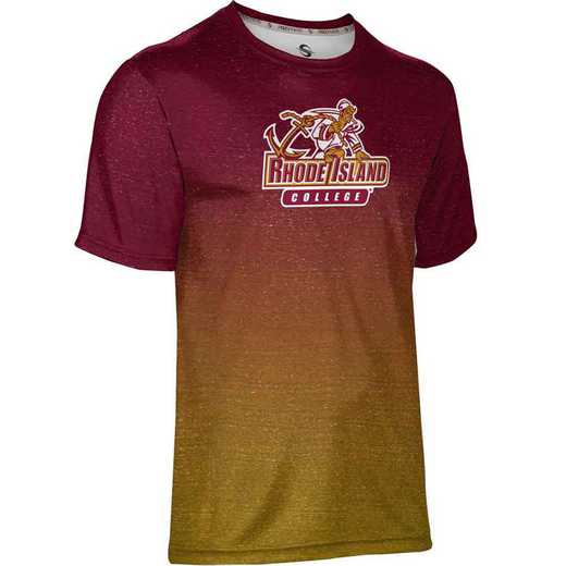 ProSphere Rhode Island College University Boys' Performance T-Shirt (Ombre)