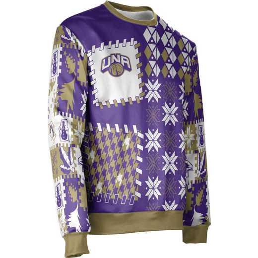ProSphere University of North Alabama Ugly Holiday Unisex Sweater - Tradition