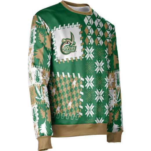 University of North Carolina at Charlotte Ugly Holiday Unisex Sweater - Tradition