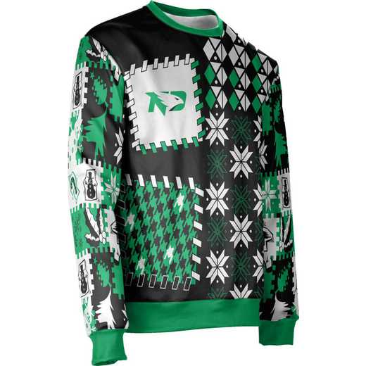 ProSphere University of North Dakota Ugly Holiday Unisex Sweater - Tradition
