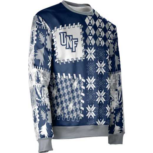 ProSphere University of North Florida Ugly Holiday Unisex Sweater - Tradition