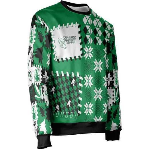 ProSphere University of North Texas Ugly Holiday Unisex Sweater - Tradition